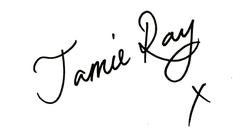 Jamie ray wellbeing